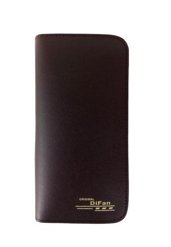Lucky JX black Di Fan Wallet 71F32ACF698BF9GS_1