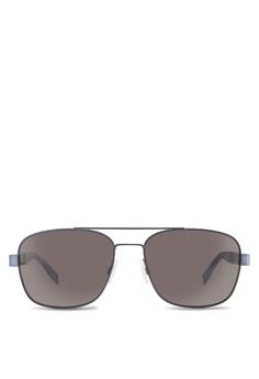 6f871eb3be Boss Orange blue Navigator Sunglasses BO434GL81HSCMY 1