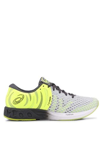Asics grey Noosa FF 2 Shoes AS989SH0SVSBMY_1