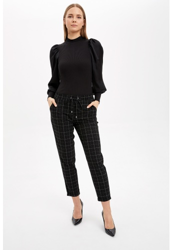 DeFacto black Woman Trousers 31851AA8FDE56AGS_1
