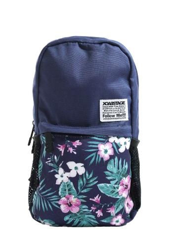 Private Stitch purple Stylish Floral Chest Bag PR777AC0RE5TMY_1