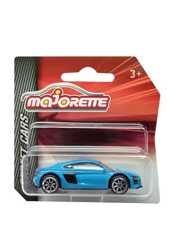 Majorette red Majorette Street Cars Audi R8 - Blue 6A3BBTHA993CFCGS_1