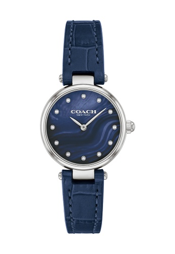 Coach blue Coach Park Navy Women's Watch (14503535) 8E39BACF27E041GS_1