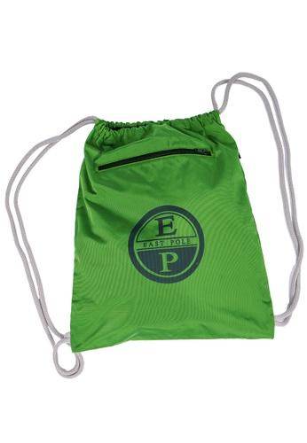 East Pole green Unisex Drawstring Waterproof Backpack Beach Bag 600CBAC4259B87GS_1