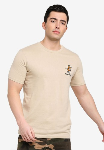 Cotton On multi and beige Tbar Tee 0A81DAA0F4DF33GS_1
