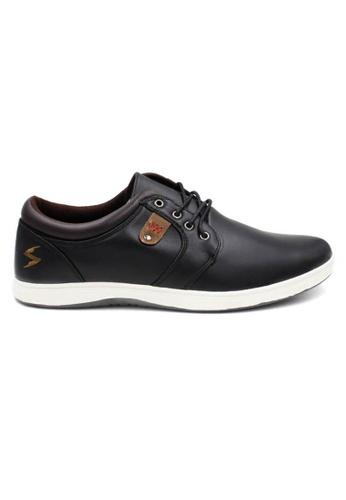 midzone black EXO SCORPION Extra Size Sneaker 7C8DASHF50AD87GS_1