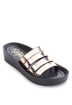 Claire Flat Slides