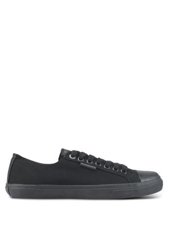Superdry black Low Pro Sneakers 74C31SH448E872GS_1