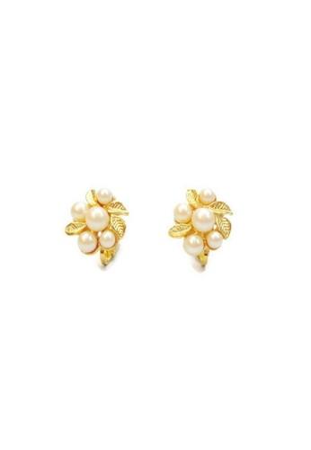 1901 Jewelry gold 1901 Jewelry Agya Earring 19910AC64SKHID_1