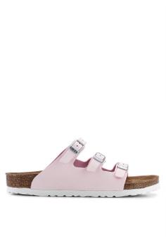 5ef136bca5c Birkenstock pink Florida Fresh Sunkissed Sandals 26865SHCAB20E6GS 1