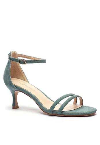 Twenty Eight Shoes 繞踝帶幼踭涼鞋366-2 465D1SH48B96DDGS_1
