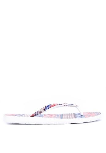 3d82fa8edaf3 Shop Roxy Portfino Slippers Online on ZALORA Philippines