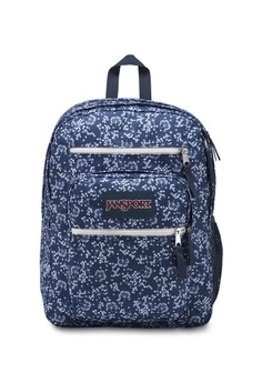 aa9c0dd966c Jansport navy Jansport Big Student Navy Field Floral Backpack - 34L  FCD7AACE5224B1GS 1