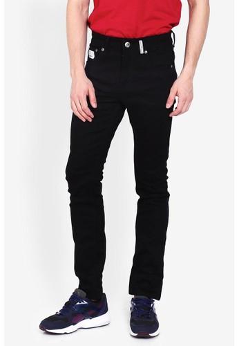 OliveInch Olive Full Black Jeans
