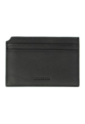 CROSSING black Crossing Rainforest Card Slip - Black/Shaded Spruce 56883AC51DAADEGS_1