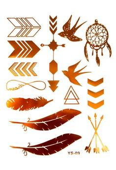 Langkawi Metallic Tatto
