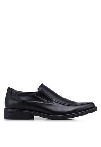Bata black Business Dress Shoes 999EESHCC54E2BGS_1