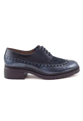 Shu Talk black British Retro Stylish Oxford Lace Shoes SH397SH0GC31SG_1