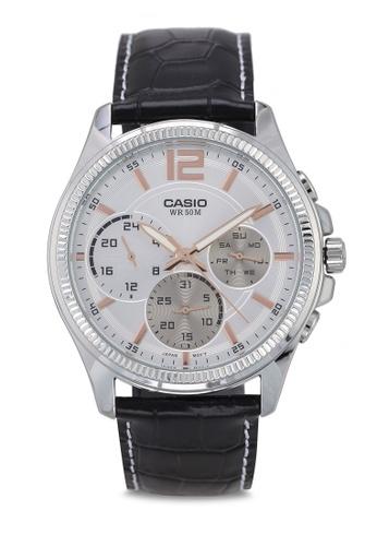 40d5cc94b0e Shop Casio Casio MTP-E305L-7AVDF Watch Online on ZALORA Philippines