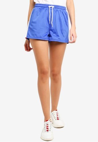 Factorie blue Popper Shorts 0E6B3AAD8C0252GS_1