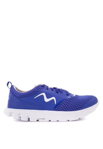 MBT blue Speed 17 M Lace Up Sneakers MB619SH0JFB9PH_1