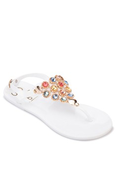 Milan Jelly Sandals