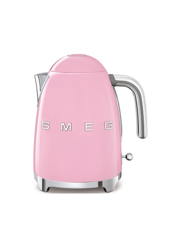 SMEG pink KLF03PKUK Kettle, Pink F8B10HL84606CFGS_1