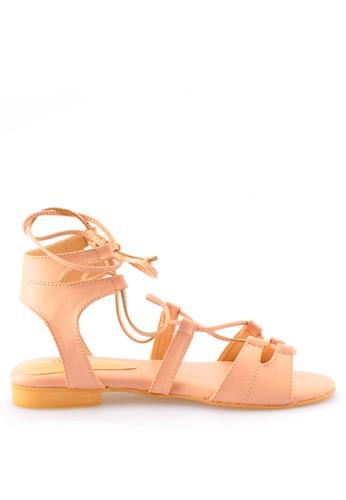 AMANTE pink ROSETA-C17 NUDE AM172SH64WSTID_1