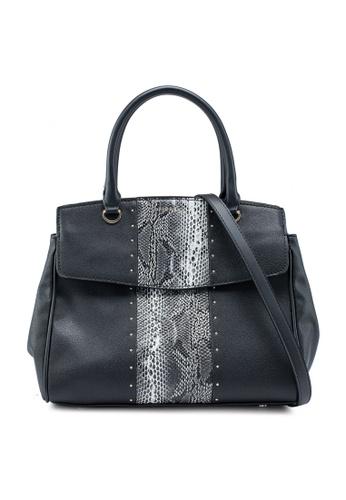 Fiorelli black Holly Snake Grab Bag E3080ACAD534E4GS_1