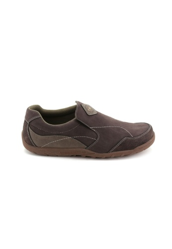 WEINBRENNER Weinbrenner Men Casual Shoes - Brown 8514501 392E3SH639EE03GS_1