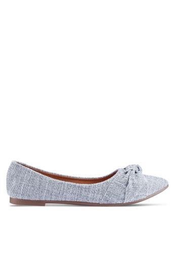 NOVENI grey Noveni Ballerina & Flats 3E710SH35E0B32GS_1
