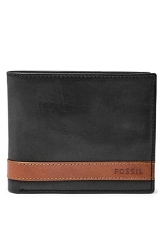Fossil black Fossil Coin Bifold Wallet ML3653001 FO164AC96ISPMY 1 4654139e4fa54