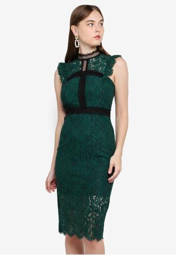 Latoya Lace Dress