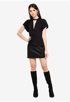 7f9211534cb6 65% OFF Free People Just A Twist Top RM 229.00 NOW RM 79.90 Sizes XS S M