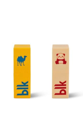 blk cosmetics red Dubai/Hong Kong( (Rose/Berry) - #blktravels Collector's Edition All-Day Intense Matte Lipstick Set 3422EBE78036C8GS_1