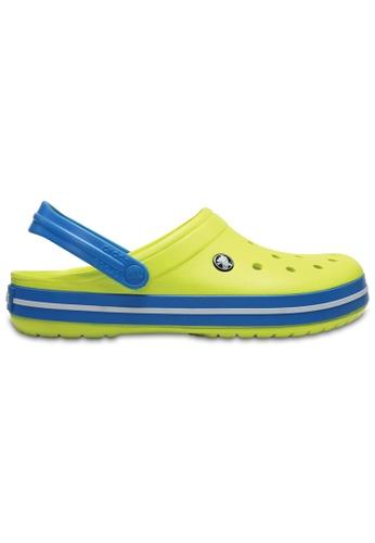 Crocs yellow Crocband™ Clog TBG/Ocn 18724SH5FED278GS_1
