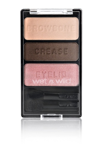 Wet N Wild multi Wet N Wild Color Icon Eyeshadow Trio - Sweet as Candy BB77ABE61FF890GS_1