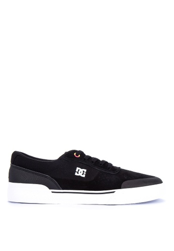 DC black Switch Plus Shoes F0870SHF28843BGS_1