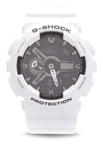 b51500820281 Shop Casio G-SHOCK Watch GA-110GW-7A Online on ZALORA Philippines