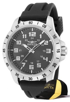Pro Diver Men 45mm Case Watch 21835 with FREE Baseball Cap