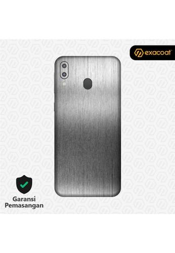 Exacoat Galaxy M20 3M Skins Titanium Onyx - Cut Only 0A665ES1DB1CC2GS_1