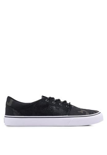 DC Shoes black Trase TX SE Shoes D00D7SH35B55CFGS_1