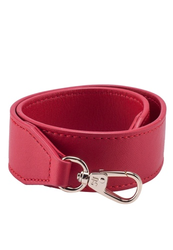 Pop & Suki red Short Wide Strap AF933AC7FA516FGS_1