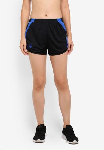 FBT black Running Shorts 692F4AA9B32E1EGS_1