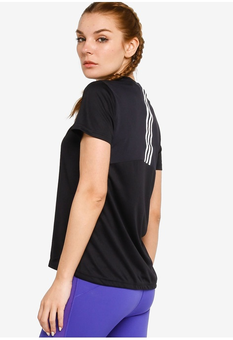 ADIDAS 3-stripes sport t-shirt