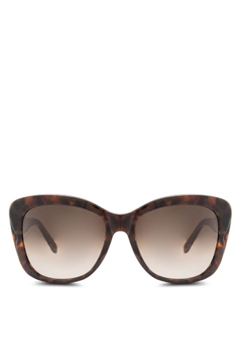 Kate Spade brown Chic Sunglasses with Handmade Acetate KA433GL45HXIMY_1