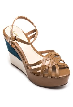 Edrea Wedge Sandals