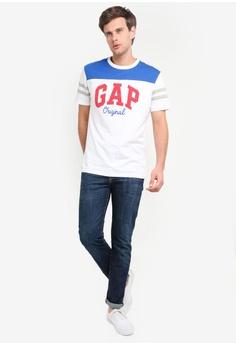 8eef3fdab28052 26% OFF GAP Logo T-Shirt S$ 46.90 NOW S$ 34.90 Sizes S M L XL
