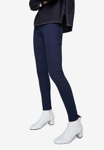 Mango navy Skinny Paty Jeans F6572AAD8FFF30GS_1