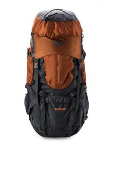 Gangotri Plus Orange Rucksack
